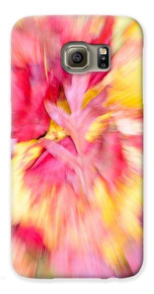 Oak Leaf With Autumn Foliage Galaxy S6 Case