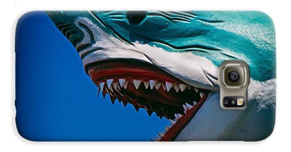 Ocean City Shark Attack Galaxy S6 Case