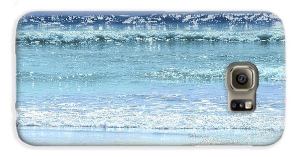 Ocean Colors Abstract Galaxy S6 Case