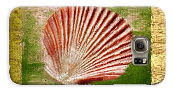 Ocean Life Galaxy S6 Case by Lourry Legarde