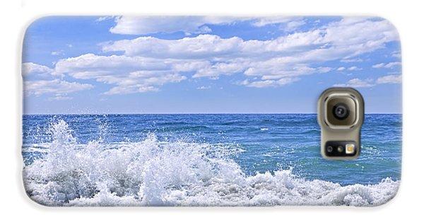 Ocean Surf Galaxy S6 Case
