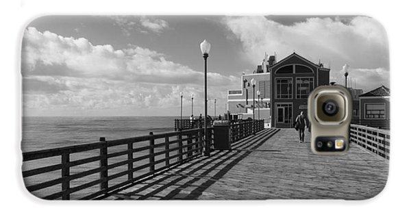 Oceanside Pier Galaxy S6 Case