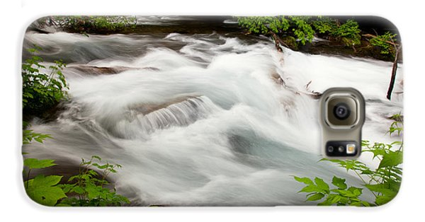 Oirase Stream Galaxy S6 Case