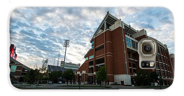 Oklahoma Memorial Stadium Galaxy S6 Case by Nathan Hillis