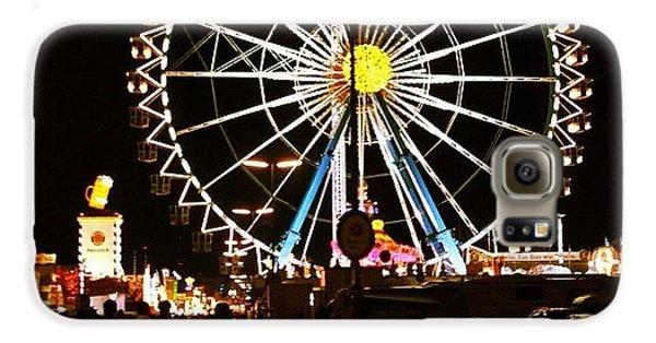 Light Galaxy S6 Case - Oktoberfest by Luisa Azzolini