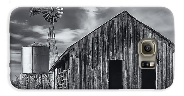 Old Barn No Wind Galaxy S6 Case