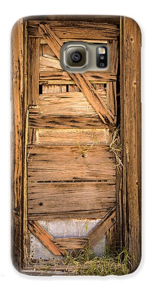 Old Door Galaxy S6 Case by  Onyonet  Photo Studios