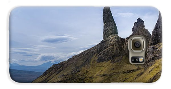 Old Man Of Storr Isle Of Skye Galaxy S6 Case