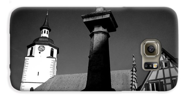 Old Town Waldenbuch In Germany Galaxy S6 Case