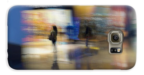 Galaxy S6 Case featuring the photograph On The Threshold by Alex Lapidus