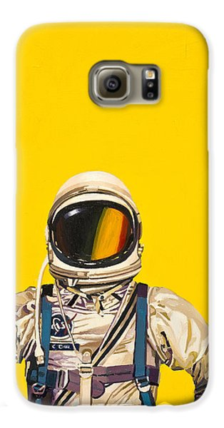 One Golden Arch Galaxy S6 Case by Scott Listfield