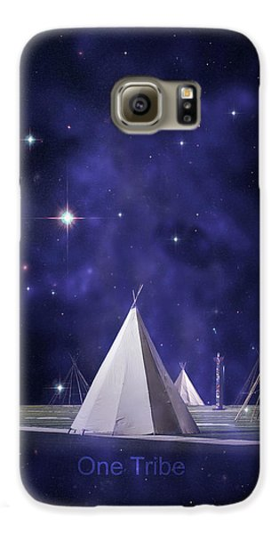 One Tribe Galaxy S6 Case by Laura Fasulo