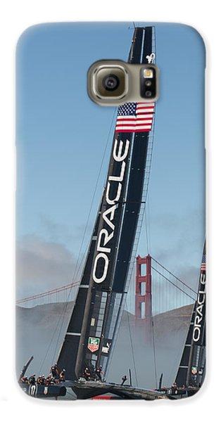 Oracle Team Usa - 1 Galaxy S6 Case