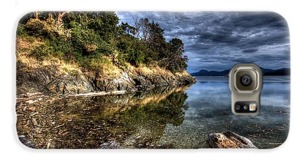 Orcas Island Waterfront Galaxy S6 Case