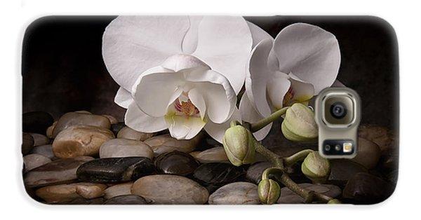 Orchid Galaxy S6 Case - Orchid - Sensuous Virtue by Tom Mc Nemar