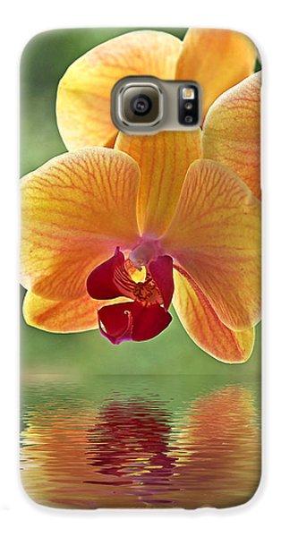 Oriental Spa - Square Galaxy S6 Case