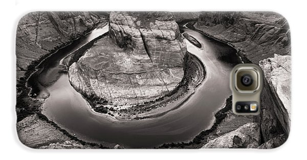 Overcast At Horseshoe Bend Galaxy S6 Case