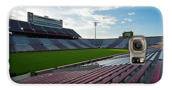 Owen Field  Galaxy S6 Case by Nathan Hillis