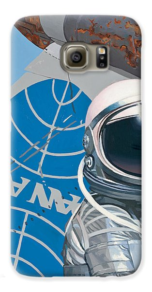 Pan Am Galaxy S6 Case by Scott Listfield
