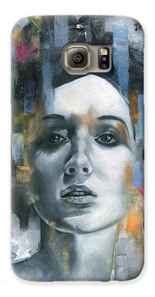 Portraits Galaxy S6 Case - Pandora by Patricia Ariel