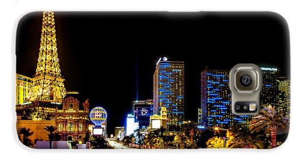 Eiffel Tower Galaxy S6 Case - Welcome To Vegas by Az Jackson