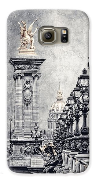 Paris Pompous 2 Galaxy S6 Case by Joachim G Pinkawa