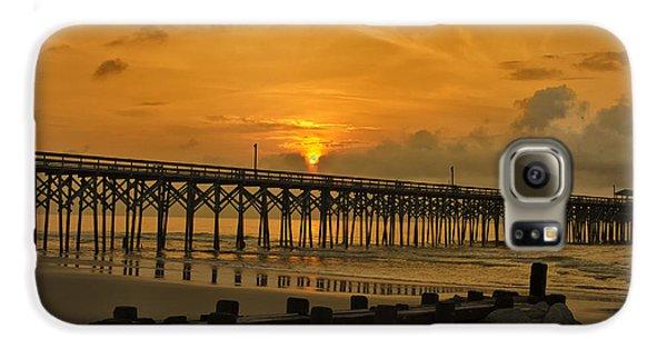 Pawleys Island Sunrise Galaxy S6 Case