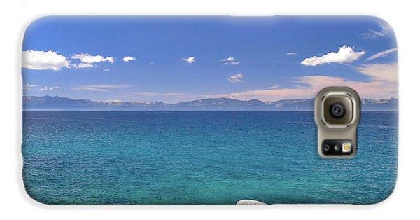 Peace - Lake Tahoe Galaxy S6 Case