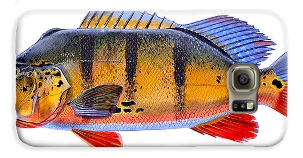 Peacock Bass Galaxy S6 Case