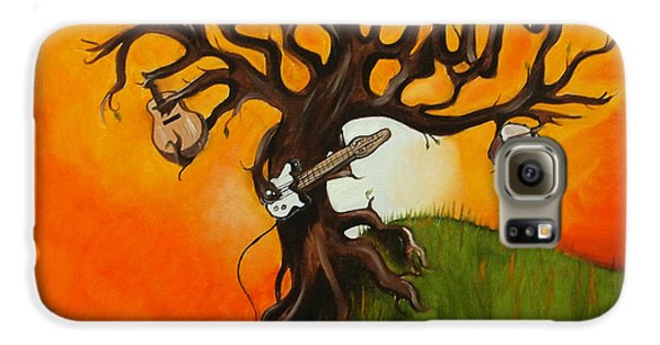 Pearl Jam Tree Galaxy S6 Case