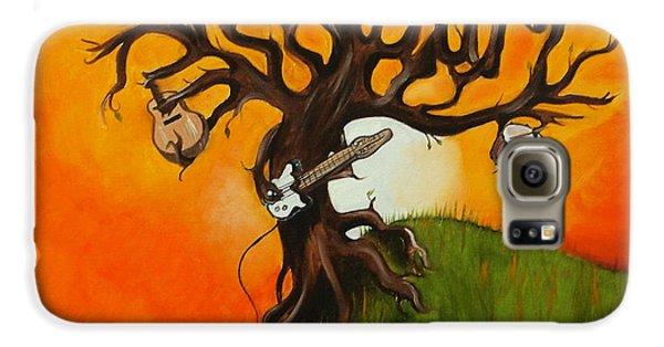 Pearl Jam Tree Galaxy S6 Case