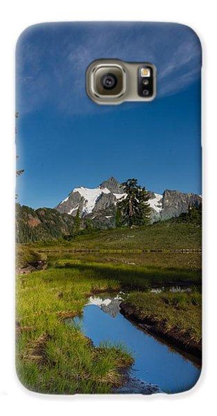 Peeking Galaxy S6 Case