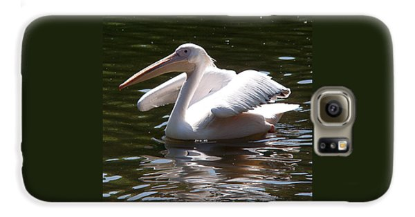 Pelican And Friend Galaxy S6 Case