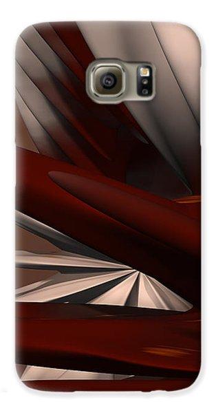 Petals And Stone 2 Galaxy S6 Case