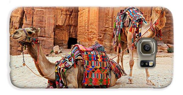 Petra Camels Galaxy S6 Case