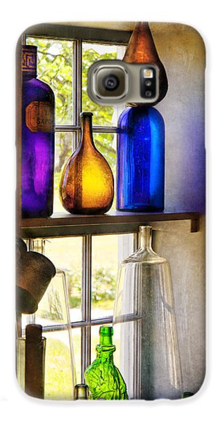 Pharmacy - Colorful Glassware  Galaxy S6 Case