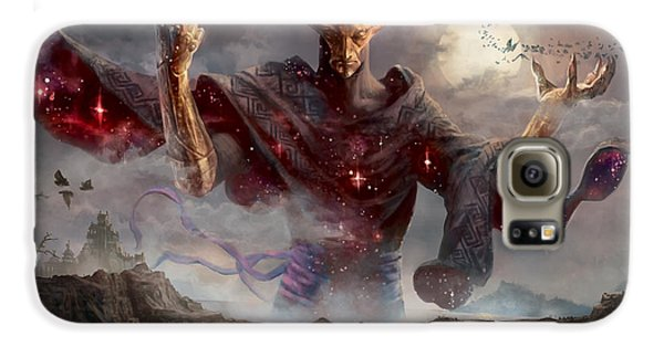 Magician Galaxy S6 Case - Phenax God Of Deception by Ryan Barger