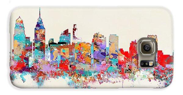 Philadelphia Skyline Galaxy S6 Case