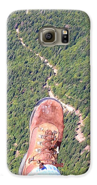 Galaxy S6 Case featuring the photograph Pieds Loin Du Sol by Marc Philippe Joly