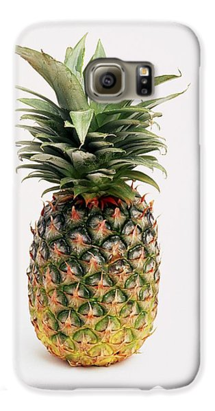 Pineapple Galaxy S6 Case by Ron Nickel