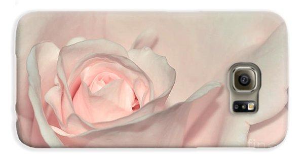 Pink Satin Galaxy S6 Case