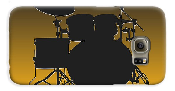 Pittsburgh Steelers Drum Set Galaxy S6 Case