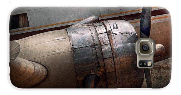 Plane - A Little Rough Around The Edges Galaxy S6 Case