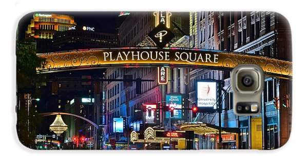 Playhouse Square Galaxy S6 Case