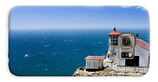 Point Reyes Lighthouse California Galaxy S6 Case