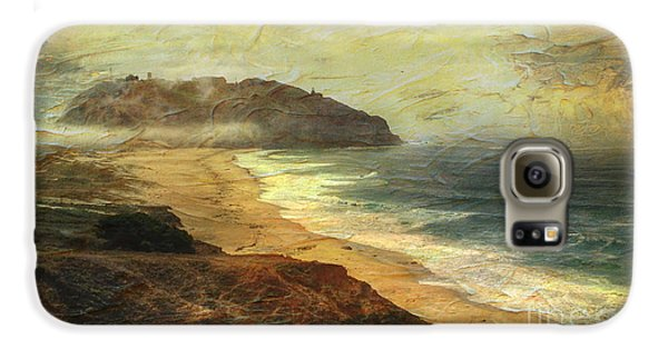 Point Sur Lighthouse Galaxy S6 Case