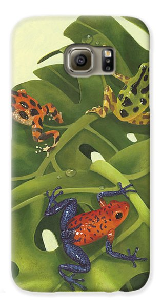 Poison Pals Galaxy S6 Case by Laura Regan