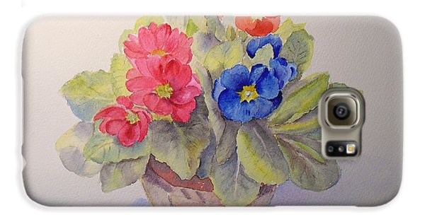 Polyanthus Galaxy S6 Case