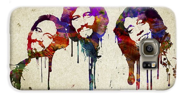 Portrait Of The Bee Gees Galaxy S6 Case