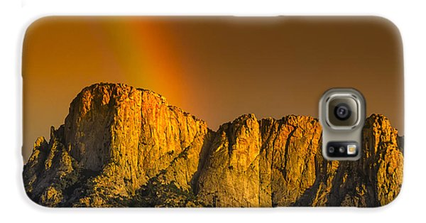 Pot Of Gold Galaxy S6 Case by Mark Myhaver